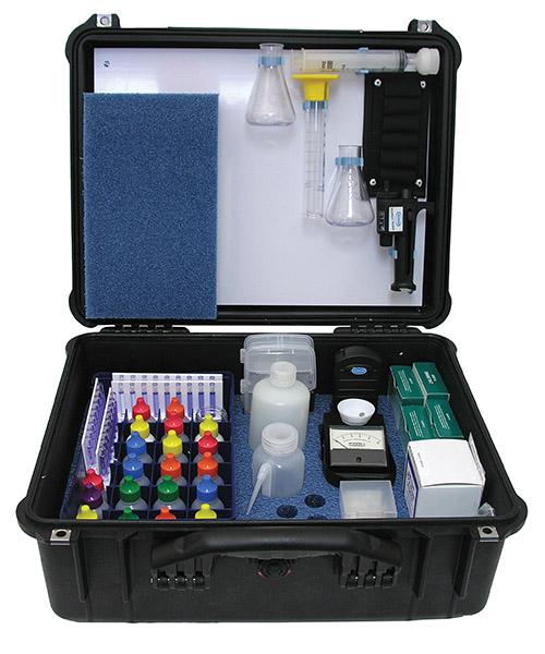 Pelican Field Test Kit