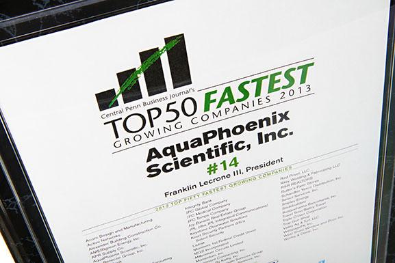 TOP 50 Award