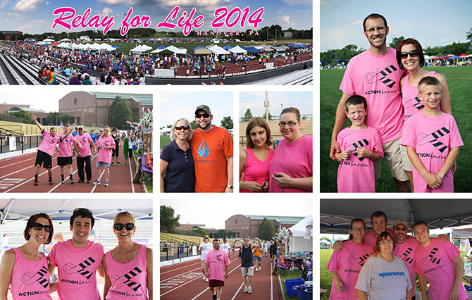 Relay for Life_collage