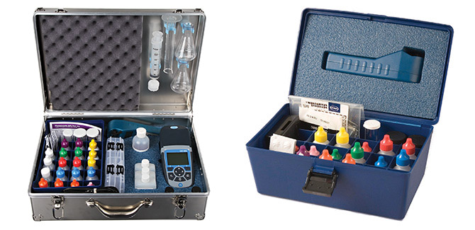 Industrial Water Test Kits