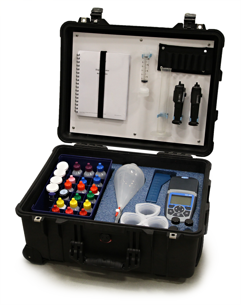 Oil Field Test Kit