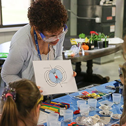 aquaphoenix scientific visits manheim elementary