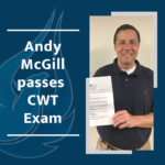 aquaphoenix scientific team member passes cwt exam